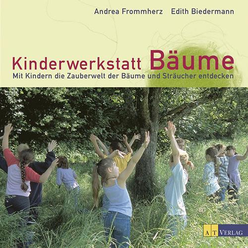 Cover Kinderwerkstatt Bäume