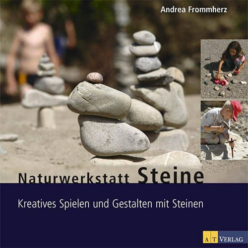 Cover Naturwerkstatt Steine