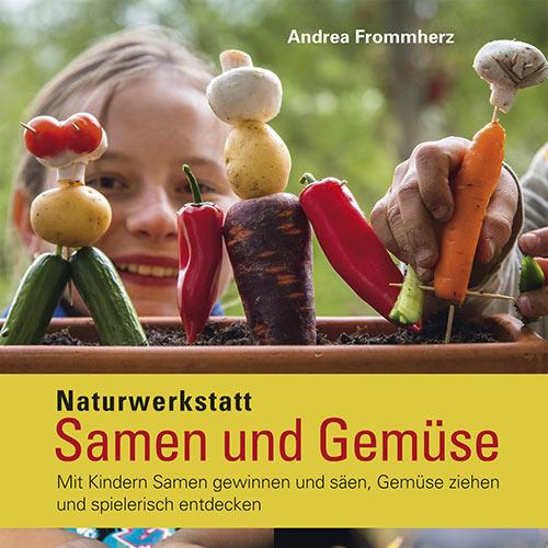 Cover Samen und Gemüse