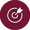 Zielscheibe Icon